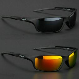 NEW Men Sport Sunglasses Driving Pilot Uv400 Fishing Eyewear