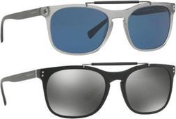 Burberry Men's Browline Navigator Sunglasses BE4244 - Made I