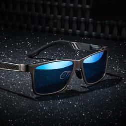Men Polarized Aluminium Sunglasses Outdoor Driving Sun Glass
