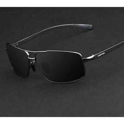 Men's Sunglasses Brand Polarized Aluminum Sun Glasses Eyewea