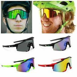 Men's Sunglasses Cycling Goggles Sports Baseball Anti Glare