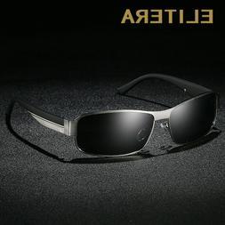 ELITERA Men's Sunglasses Polarized Coating Mirror Sun Glass