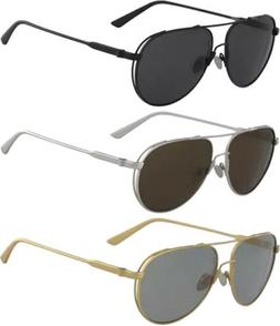 Calvin Klein Collection Men's Titanium Sunglasses CK8053S -