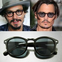 Men Sunglasses Retro Pirates Of The Caribbean Tinted Magic A