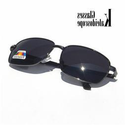 Mens Polarized <font><b>Sunglasses</b></font> Retro Rectangl