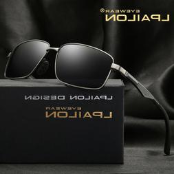 Mens Polarized Photochromic Sunglasses UV400 Driving Day and