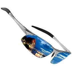 Mens Sunglasses Sports Polarized UV Protection Fashion Fishi