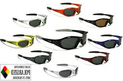 Mens Womens Xloop POLARIZED Fishing Motorcycle Sunglasses Dr