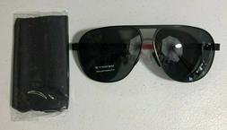Merry's HD Polorized Sunglasses With Case DAMAGED BOX NEW BJ