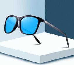 MERRY'S Unisex Polarized Aluminum Sunglasses Vintage Sun