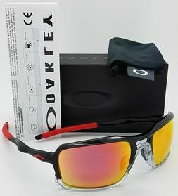 MIB Oakley Triggerman OO9266-10 Men's Sunglasses 59mm
