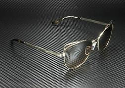 MICHAEL KORS MK1035 12128Z St. Lucia Gold Silver Khaki 55 mm