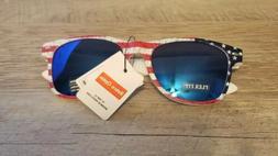 New Retro Optix Americana Flag Style Sunglasses