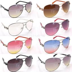 New DG Eyewear Aviator Fashion Designer Sunglasses Shades Me