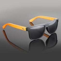 New Bamboo Sunglasses Wooden Wood Men Retro Vintage Polarize