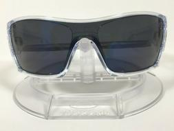 New OAKLEY BATWOLF ICE IRIDIUM Sunglasses OO9101-07 POLISHED