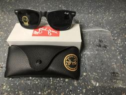 New Black Ray Ban Sunglasses Classic Wayfarer