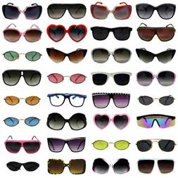 New Bulk Lot Wholesale Sunglasses 10 to 100 Pairs  Assorted