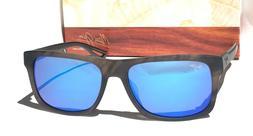 NEW* Maui Jim Chee Hoo! Polarized Sunglasses Stormy Gray B76