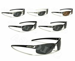 X Loop POLARIZED Sunglasses Sport Driving Running Baseball G