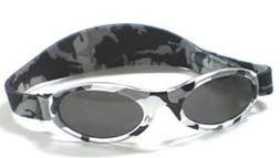 NEW KIDZ BANZ GREY CAMO SUNGLASSES 2-5 YEARS