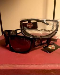 New Harley-Davidson HDS 533 Adjustable Signature Sunglasses