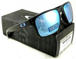 NEW OAKLEY HOLBROOK SUNGLASSES OO9102-C1 POLISHED BLACK / PR