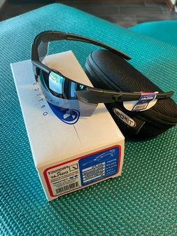NEW TIFOSI Jet FC Sunglasses Matte Gunmetal / Smoke Bright B