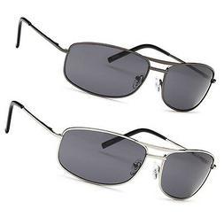 New Men Metal Sunglasses UV 400 Sports Sunglasses Golf Runni