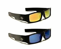 New Men's Locs Gangster Style Hardcore Shades Sport Motorcyc
