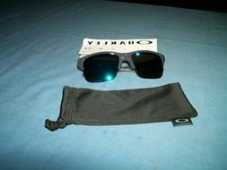 NEW Oakley Men's Sunglasses Thinlink OO9316-04 Dark Grey/Sap