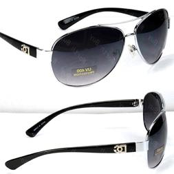 Men Women Pilot Sunglasses Designer Fashion Shades Retro Eye