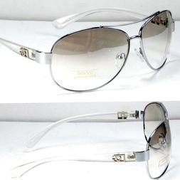 New DG Eyewear Mens Womens Fashion Designer Pilot Sunglasses