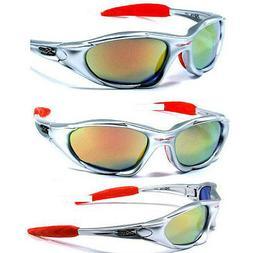 New XLoop Mens Womens Sports Biking Wrap Shades Sunglasses -