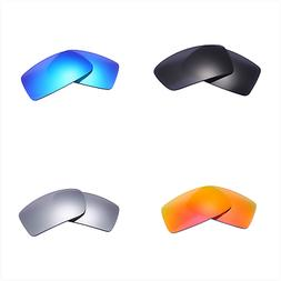 New Pair Replacement Lenses Lens for Oakley GASCAN Sunglass