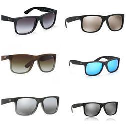 New Ray-Ban RB4165 55mm Justin Wayfarer Sunglasses-Choose Co
