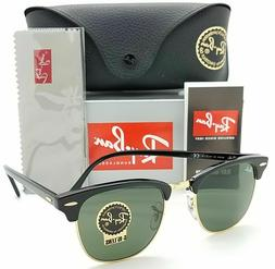 new rayban sunglasses clubmaster rb3016 w0365 51mm