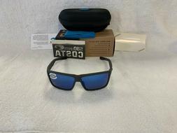5bfa55b4b12ce NEW Costa Del Mar Rinconcito Polarized Sunglasses Gray Blue