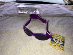 NEW!! Baby Banz Sunglasses 0-2 Years Old Wrap Around 100@ UV