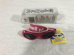 NEW!! Baby Banz Sunglasses 0 - 2 Years Old Wrap Around 100%