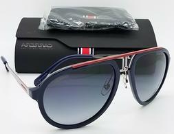 NEW Carrera sunglasses Mens 1003/S DTY Blue Grey Gradient Av