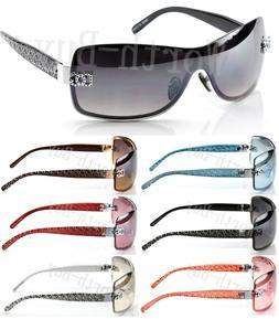 New Women DG Eyewear Fashion Shield Sunglasses Designer Shad