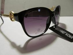 NEW Michael Kors Women's Gradient Black Square Sunglasses Au
