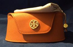 New TORY BURCH Women's Large Size Sunglasses Case w/snap b