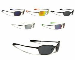 X Loop Sunglasses Sport Baseball Running Golf Driving Metal