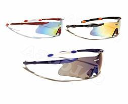 X Loop Sunglasses Mirror Sport Cycling Running Golfing Baseb