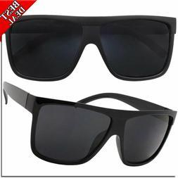 og sunglasses mens flat top all black