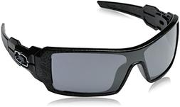 Oakley Men's Oil Rig Polished Sunglasses,Polished Polished B