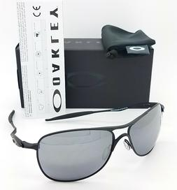 New Oakley OO 4060 Crosshair 4060/03 Matte Black Men Women M