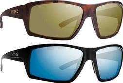 Smith Optics Challis Polarized ChromaPop Wrap Sunglasses - M